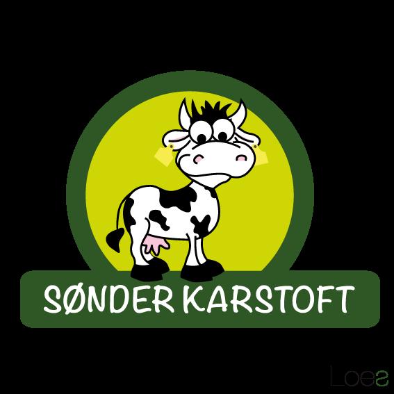 ontwerp logo boerderij denemarken sonder kartsoft
