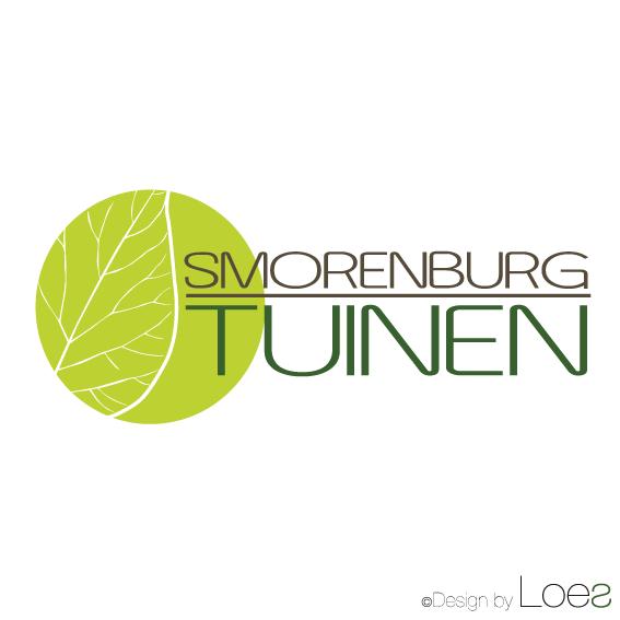 ontwerp logo smorenburg tuinen hovenier woerden